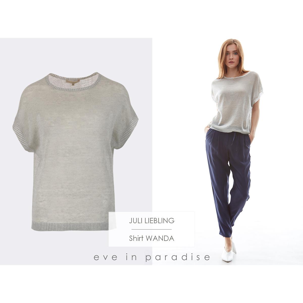 Juli liebling netzoptik shirt wanda f r frauen eve in paradise online shop damenmode und - Liebling englisch ...